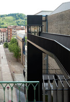 Urban elevator and pedestrian bridge | Infrastructure buildings | VAUMM Arquitectura Y Urbanismo