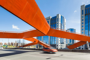 Pedestrian and Cycling Bridge | Infrastructure buildings | MXT Studio