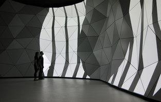 Interactive showroom | Installations | Indissoluble