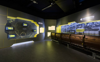 Microcosm exhibition at CERN | Installations | Indissoluble