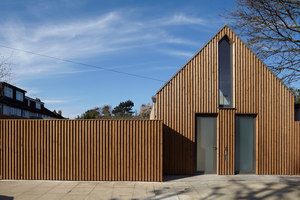 Amerland Road | Detached houses | Giles Pike Architects