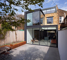 Sewdley Street | Maisons de deux appartements | Giles Pike Architects
