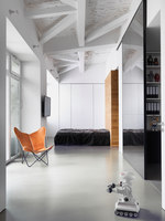 Photographer's Loft | Living space | Bruzkus Batek