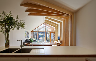 Cross-Stitch House | Detached houses | Fmd Architects