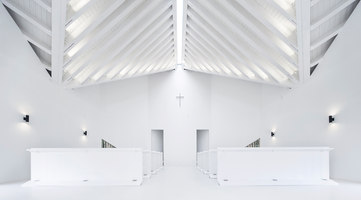 Nanjing Wanjing Garden Chapel | Church architecture / community centres | AZL Architects
