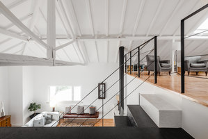 Barn House | Living space | Inês Brandão Arquitectura