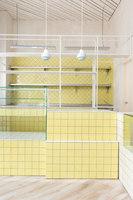 Juana Limón | Café interiors | Lucas y Hernández-Gil Arquitectos