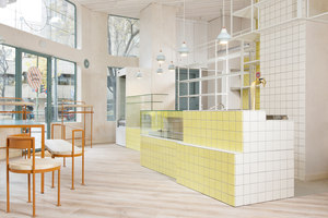 Juana Limón | Café-Interieurs | Lucas y Hernández-Gil Arquitectos