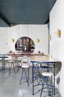 Bocadillo de Jamón y Champan | Café interiors | Lucas y Hernández-Gil Arquitectos
