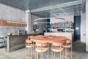 Casaplata | Bar - Interni | Lucas y Hernández-Gil Arquitectos