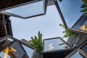 Micro Hutong | Maisons de deux appartements | ZAO/standardarchitecture