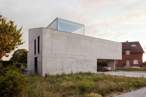 House TDH | Detached houses | i.s.m. architecten
