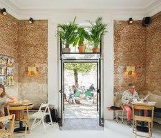 Walvis | Caffetterie - Interni | i.s.m. architecten