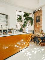 Walvis | Intérieurs de café | i.s.m. architecten