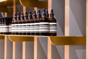 Aesop Mile End | Negozi - Interni | NatureHumaine