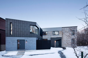 McCulloch Residence | Detached houses | NatureHumaine