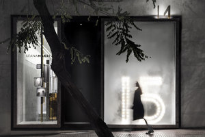 Ileana Makri Store | Diseño de tiendas | Kois Associated Architects