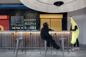 Chicago Grill | Bar interiors | Mjölk architekti
