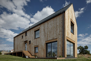 The House for Markétka | Einfamilienhäuser | Mjölk architekti