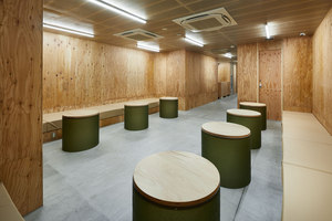 ℃ (Do-C) Ebisu | Spa facilities | Schemata Architects
