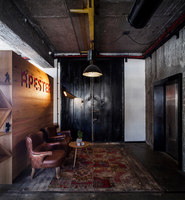 Apester & Cocycles Offices | Office facilities | Roy David Studio
