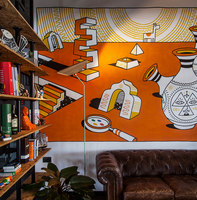 Apester & Cocycles Offices | Spazi ufficio | Roy David Studio