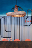 Burrito Loco | Restaurant interiors | Formafatal