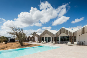 Sobreiras - Alentejo Country Hotel | Hôtels | FAT - Future Architecture Thinking