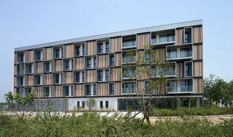 Passive House Bruck | Immeubles | Peter Ruge Architekten