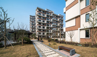 Yu Hang | Apartment blocks | Peter Ruge Architekten