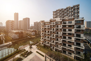 Yu Hang | Immeubles | Peter Ruge Architekten