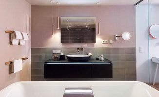 Radisson Blu, Frankfurt | Manufacturer references | Villeroy & Boch Fliesen