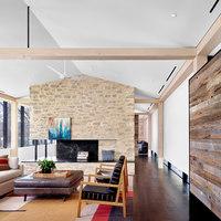Modern Texas Prefab | Casas Unifamiliares | Aamodt Plumb Architects