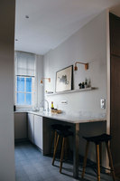 Raynounard | Living space | Camille Hermand Architectures