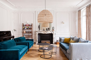 Tour Maubourg 2 | Living space | Camille Hermand Architectures