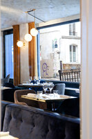 The Moulin de la Galette | Restaurant interiors | Studio Janréji