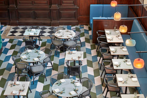 Duddell's | Restaurant interiors | Michaelis Boyd Associates