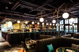 The Fat Pig | Restaurant interiors | Michaelis Boyd Associates