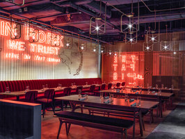 The Fat Pig | Restaurant-Interieurs | Michaelis Boyd Associates