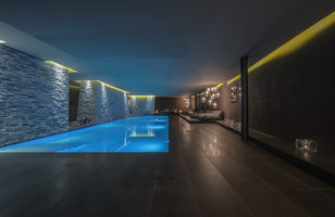 Hotel Zhero | Spa facilities | toc. designstudio