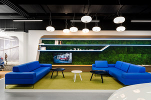 Volkswagen Home | Office facilities | mode:lina architekci