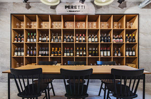 Peretti | Shop interiors | mode:lina architekci