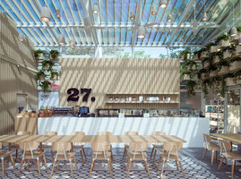 Cafe 27 - Flagship in Beijing | Café interiors | Four O Nine