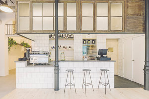 Wer-haus | Café-Interieurs | LaBoqueria Taller d'Arquitectura i Disseny