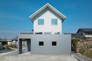 Floating House in Ogasa | Casas Unifamiliares | Shuhei Goto Architects