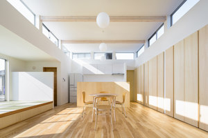 Floating House in Ogasa | Maisons particulières | Shuhei Goto Architects