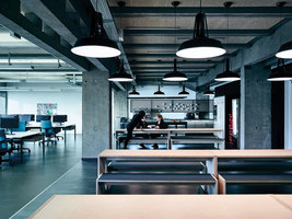 Zalando TECH Hub | Office facilities | de Winder | Architekten