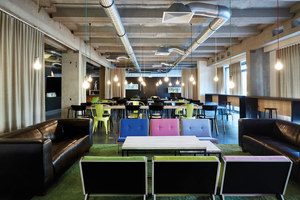 Zalando Innovation Lab and Food Court | Oficinas | de Winder | Architekten