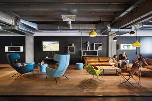 Zalando Innovation Lab and Food Court | Office facilities | de Winder | Architekten