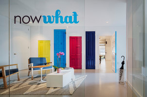 Now What | Oficinas | Fogarty Finger